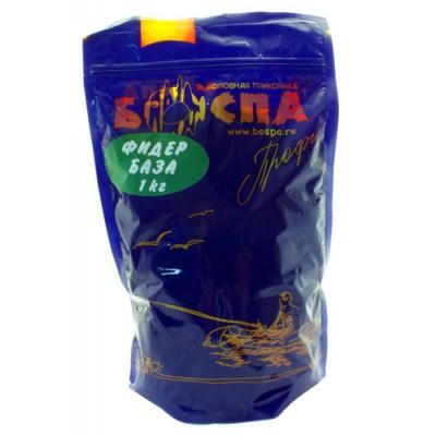 Прикормка БОСПА Универсальная фидер, 1 кг