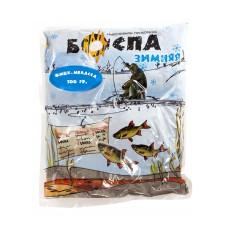 Прикормка БОСПА Жмых + Меласса, 500 грамм