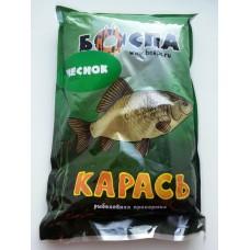 Прикормка БОСПА Карась чеснок, 800 грамм