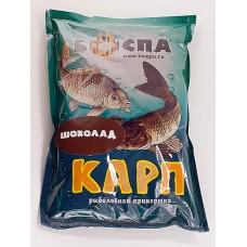 Прикормка БОСПА Карп шоколад, 800 грамм
