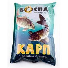 Прикормка БОСПА Карп конопля, 800 грамм