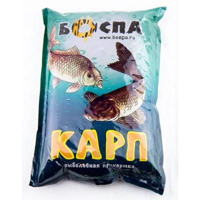 Прикормка БОСПА Карп, 800 грамм