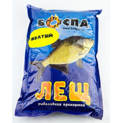 Прикормка БОСПА Лещ желтый, 2.5 кг