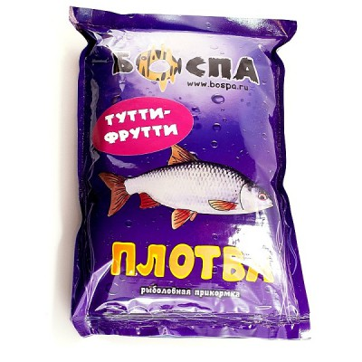 Прикормка БОСПА Плотва тутти - фрутти, 800 грамм