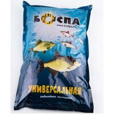 Прикормка БОСПА Универсальная черная, 800 грамм