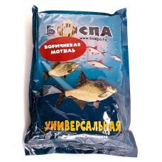 Прикормка БОСПА Универсальная Мотыль, 800 грамм