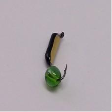 Гвоздешарик с зеленым шариком , 2 мм