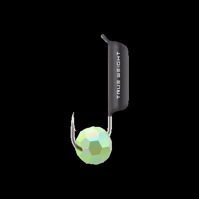 Гвоздешарик Многогранный Зеленый, 2.5 мм