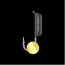 Гвоздешарик Кошачий глаз желтый, 2 мм