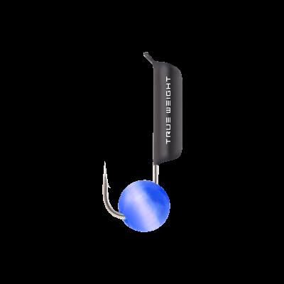 Гвоздешарик Кошачий глаз синий, 2 мм
