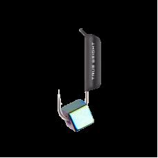 Гвоздекубик с кубиком Гематит, 2 мм
