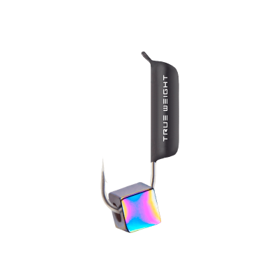 Гвоздекубик с кубиком Хамелеон, 2 мм
