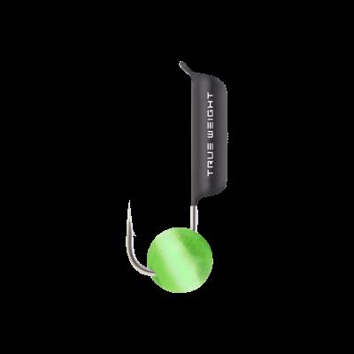 Гвоздешарик Кошачий глаз зеленый, 2 мм