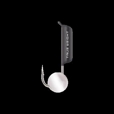 Гвоздешарик Кошачий глаз белый, 2.5 мм