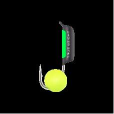 Гвоздешарик Ядреный глаз, 2.5 мм / полоска фосфор