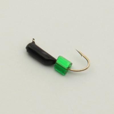 Гвоздекубик Треугольник зеленый, 1.5 мм